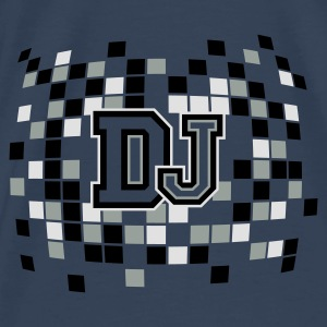 Sky blue DJ Event Tops - Men's Premium T-Shirt