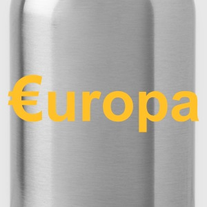 Rot Europa Tops - Trinkflasche
