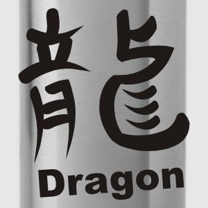 Kanji - Dragon - Water Bottle