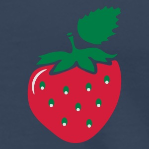 Petrol Strawberry Tops - Men's Premium T-Shirt