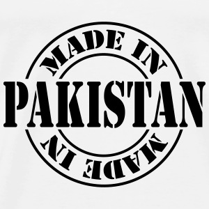 made_in_pakistan_m1 Toppar - Premium-T-shirt herr