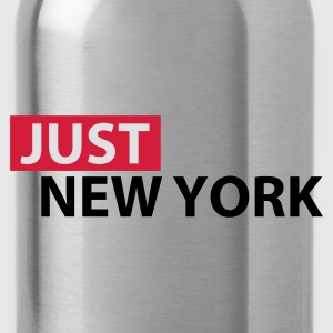 Sky blue Just New York Tops - Water Bottle
