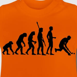evolution_herren_hockey_1c Shirts - Baby T-shirt