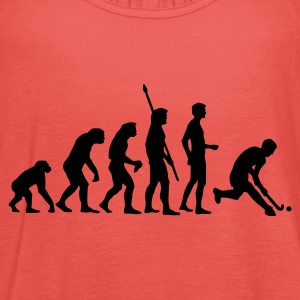 evolution_herren_hockey_1c Shirts - Vrouwen tank top van Bella