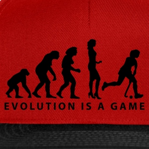 evolution_hockey_woman_b_1c Skjorter - Snapback-caps