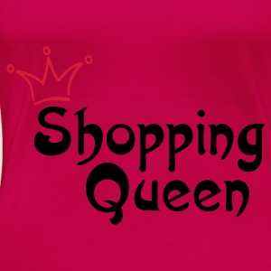 SHOPPING QUEEN | Trägertop - Frauen Premium T-Shirt