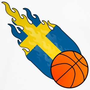 Fireball Basketball Sweden - Men's Premium Longsleeve Shirt