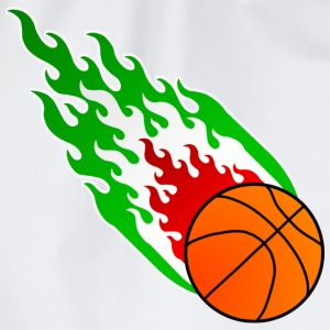 Fireball Basketball Italy - Drawstring Bag