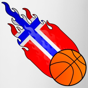 Fireball Basketball Norway - Mug