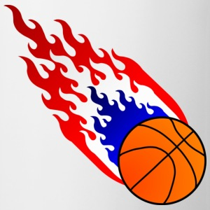 Fireball Basketball Holland - Kop/krus
