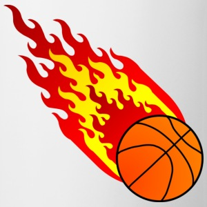 Fireball Basketball Spain - Mug