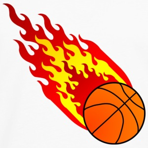 Fireball Basketball Spain - Men's Premium Longsleeve Shirt