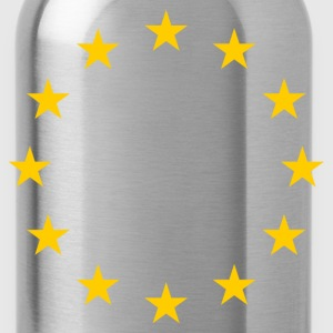 EU Flag Stars  - Water Bottle