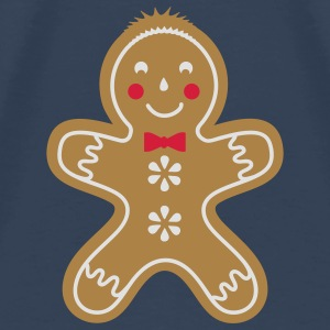 yummy funny gingerbread man Tops - Men's Premium T-Shirt