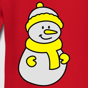 Snowman Kids' Shirts - Baby Long Sleeve T-Shirt