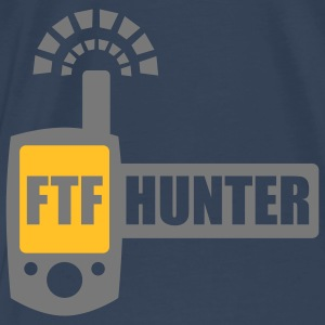 FTF_Hunter - 2color - Men's Premium T-Shirt