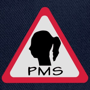 pms warning Top - Snapback Cap