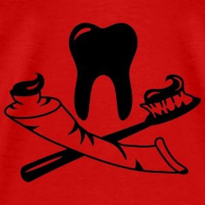 Dental care Tops - Men's Premium T-Shirt