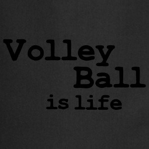 volleyball is life T-shirt - Grembiule da cucina