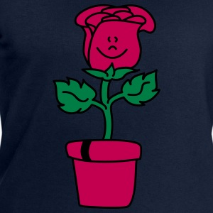 Small lovely Rose Tops - Men's Sweatshirt by Stanley & Stella