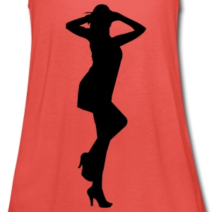 dancer dance ballett T-Shirts - Frauen Tank Top von Bella