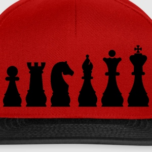 Evolution Schach T-Shirts - Snapback Cap