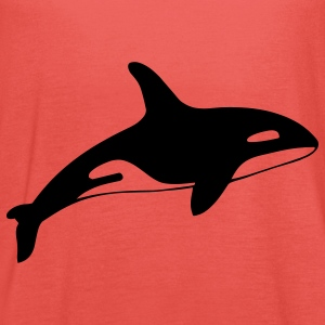 dolphin T-shirts - Dame tanktop fra Bella