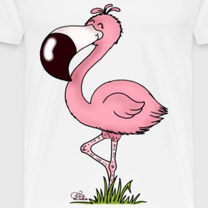 Flamingoo Tops - Männer Premium T-Shirt