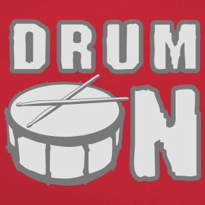 drum_on_a_2c Magliette - Borsa retrò