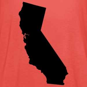 california usa T-shirt - Top da donna della marca Bella