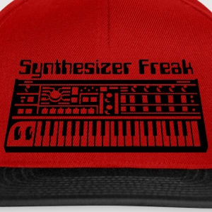 Synthesizer Freak T-shirts - Casquette snapback