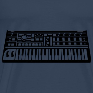 Synthesizer Tops - Männer Premium T-Shirt