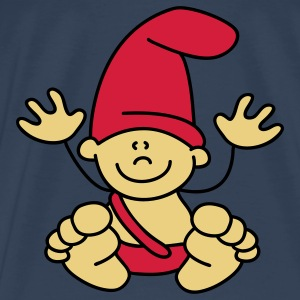 Sweet little garden gnome Tops - Men's Premium T-Shirt