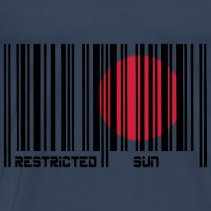 Restricted sun Tops - Männer Premium T-Shirt