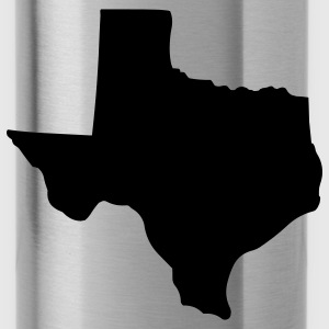 State of Texas Tops - Water Bottle