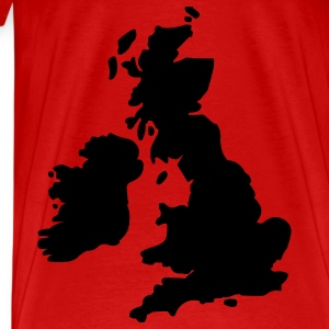 Great Britain Tops - Men's Premium T-Shirt