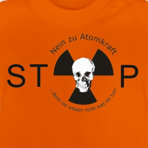 no Fukushima again - Baby T-Shirt