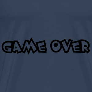 game_over_comic_1c Tops - Mannen Premium T-shirt