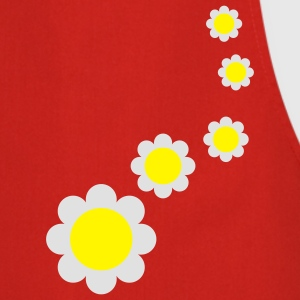 nature_flower_design_2c T-Shirts - Cooking Apron