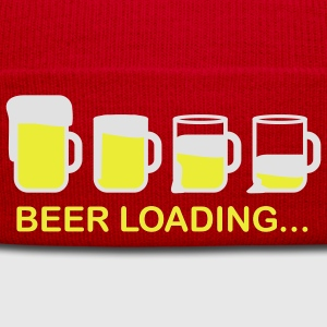 beer_loading_2c T-Shirts - Winter Hat
