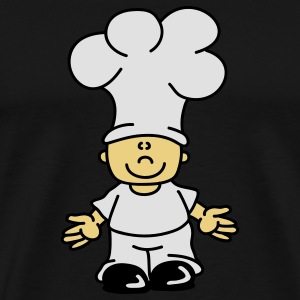 Sweet little cook T-shirts - T-shirt Premium Homme