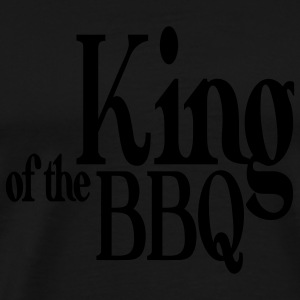 king of the bbq T-Shirts - Men's Premium T-Shirt
