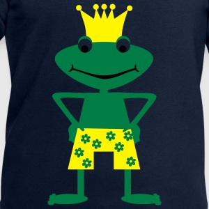 Frog Prince Tops - Men's Sweatshirt by Stanley & Stella