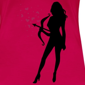 Amor Girl Tops - Frauen Premium T-Shirt