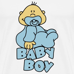 Baby Boy Tops - Men's Premium T-Shirt