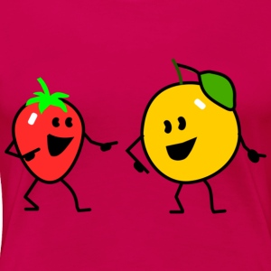 fruit salad one Tops - Women's Premium T-Shirt