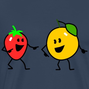 fruit salad one Tops - Men's Premium T-Shirt