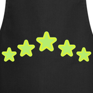 outline_stars_design_2c Top - Grembiule da cucina