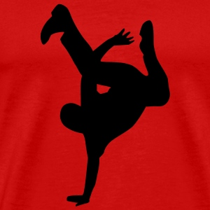 Breakdance Tops - Männer Premium T-Shirt