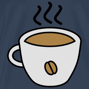 coffee Tops - Men's Premium T-Shirt